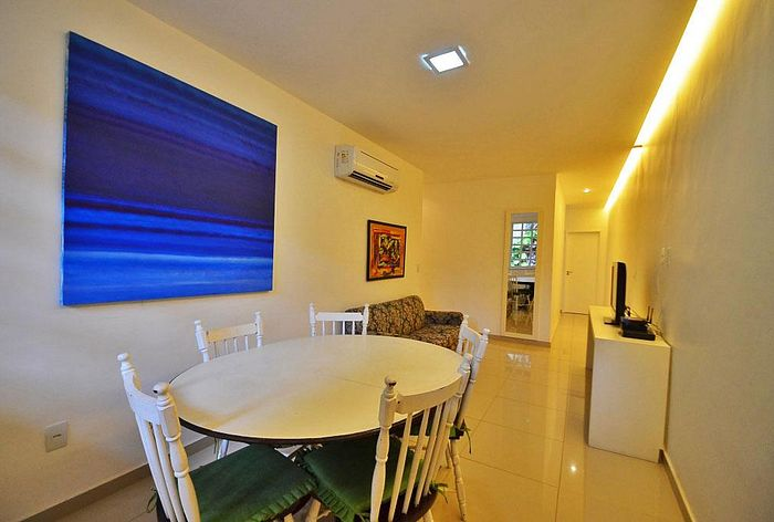 Vacation Apartment for 9 persons in Ipanema!